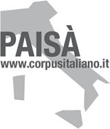 Piattaforma per l'Apprendimento dell'Italiano Su corpora Annotati (PAISÀ)